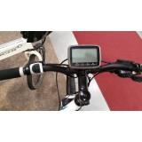 Středový pohon na elektrokolo 350W, 36V, torzní snímač momentu, LCD displej, neblokovaný, akumulátorem do rámu 8,8Ah 36V