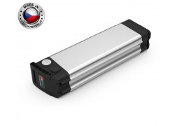 Li-ion akumulátor 36V /23,4 Ah Silverfish, Panasonic/Sanyo, baterie pro elektrokola