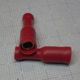 Konektor kulatý, zásuvka, d:4mm, 0,5÷1,5mm2