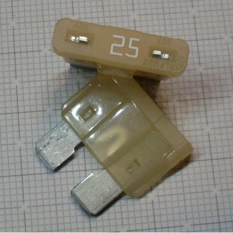 Pojistka 25A 19mm