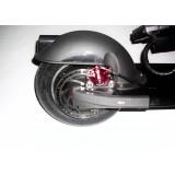 """Elektrokoloběžka mini 10"""" skládací 250W Lion 8Ah 36V černá"""