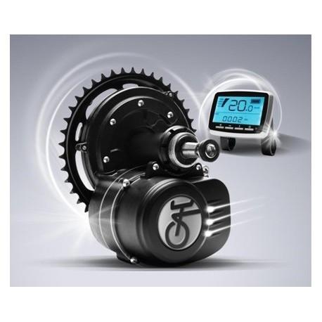 Středový motor TCD