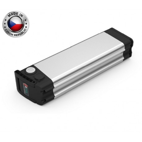 Li-ion Samsung Silverfish, CE Litomyšl