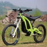 Elektrická motorka výkon 3000W/5kW aku 60V 32Ah Li-ion, max 73km/h max 200Nm hmotnost 50kg