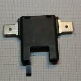 Pouzdro pro pojistku 19mm Imax:40A