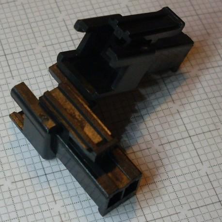 Konektor - zástrčka 2pin