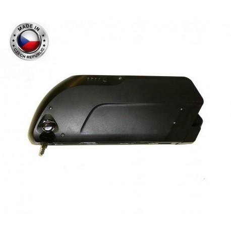 Li-ion Shark XL 36V/13,2Ah akumulátor do elektrokola, USB