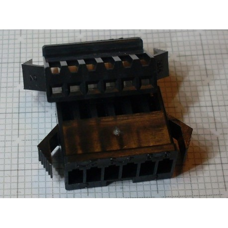 Konektor - zásuvka 6 pin