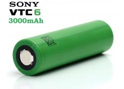 Článek Li-ion Sony / Murata US18650VTC6 3000 mAh - 30A (50ks)